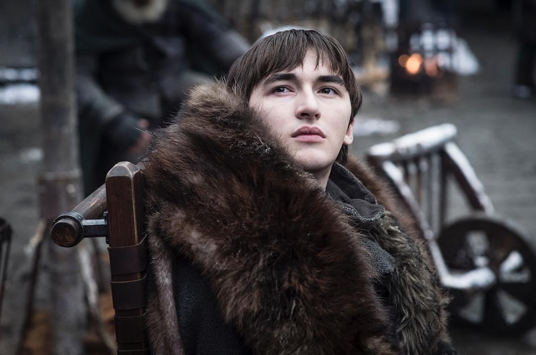 Bran Stark  (Isaac Hempstead Wright). Photo: HBO