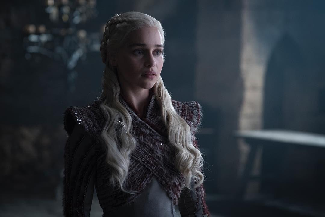 Daenerys Targaryen  (Emilia Clarke). Photo: HBO