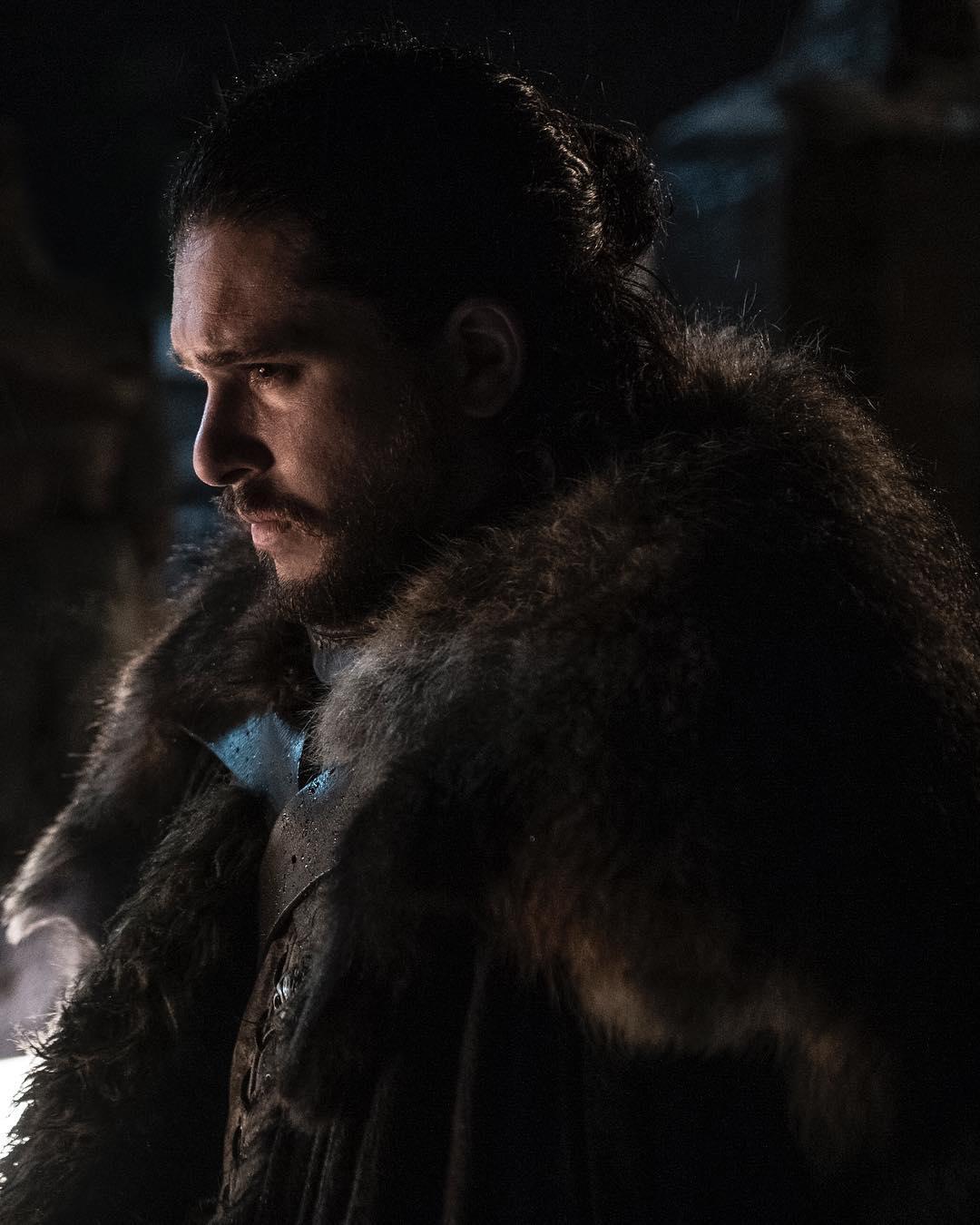Jon Snow (Kit Harington). Photo: HBO
