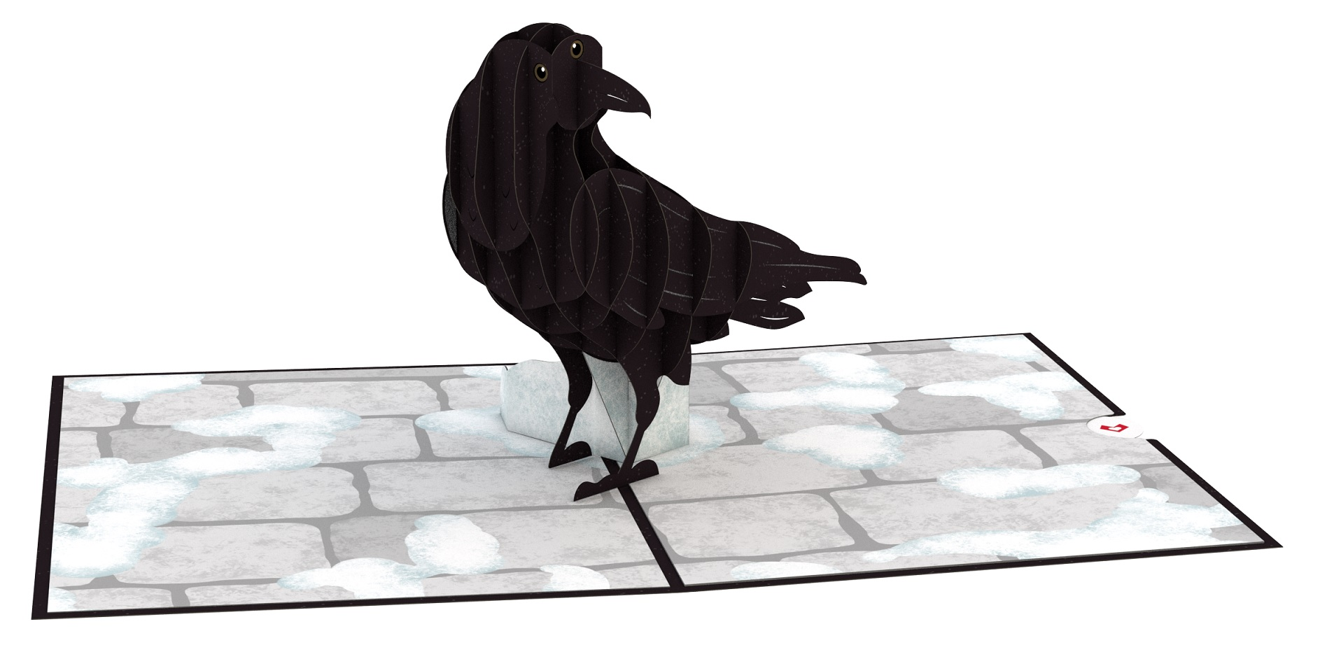 Three Eyed Raven Lovepop