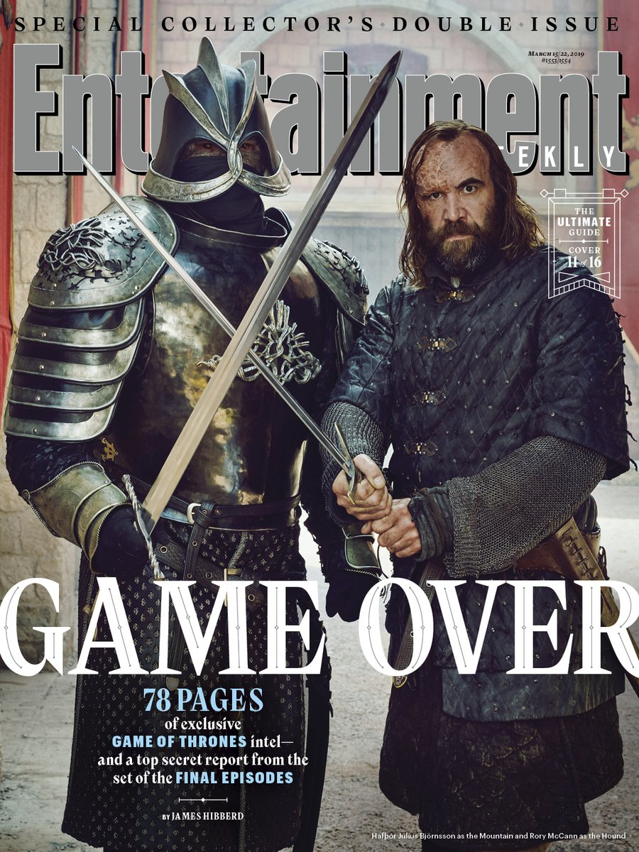 clegane cover