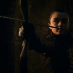 Arya Stark Bow Arrow Season 8 802