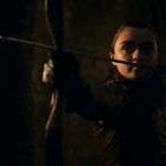 Arya Stark Bow Arrow Season 8 802