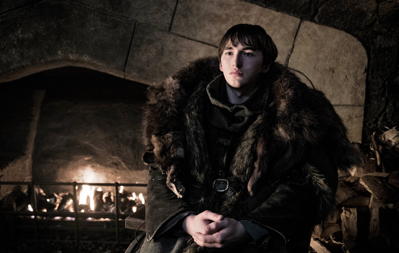 Bran Stark Winterfell Season 8