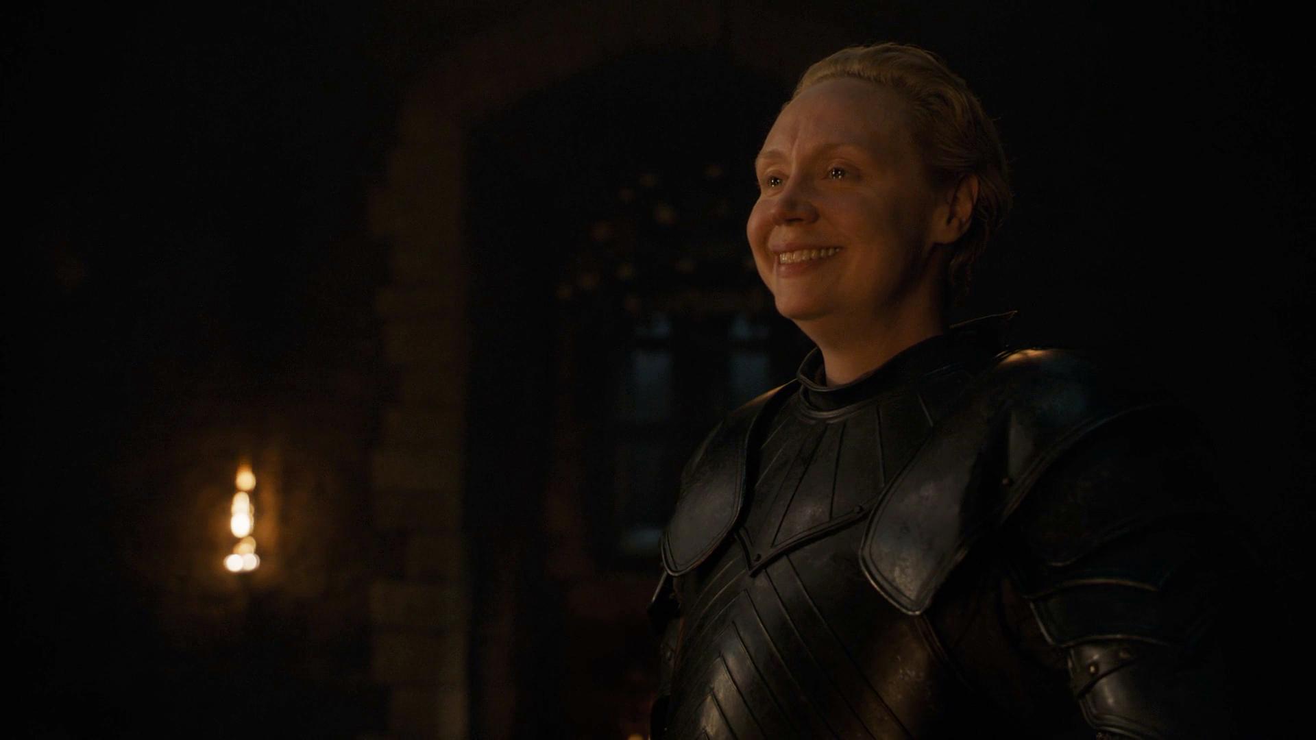 Brienne of Tarth Knight of the Seven Kingdoms Season 8 802