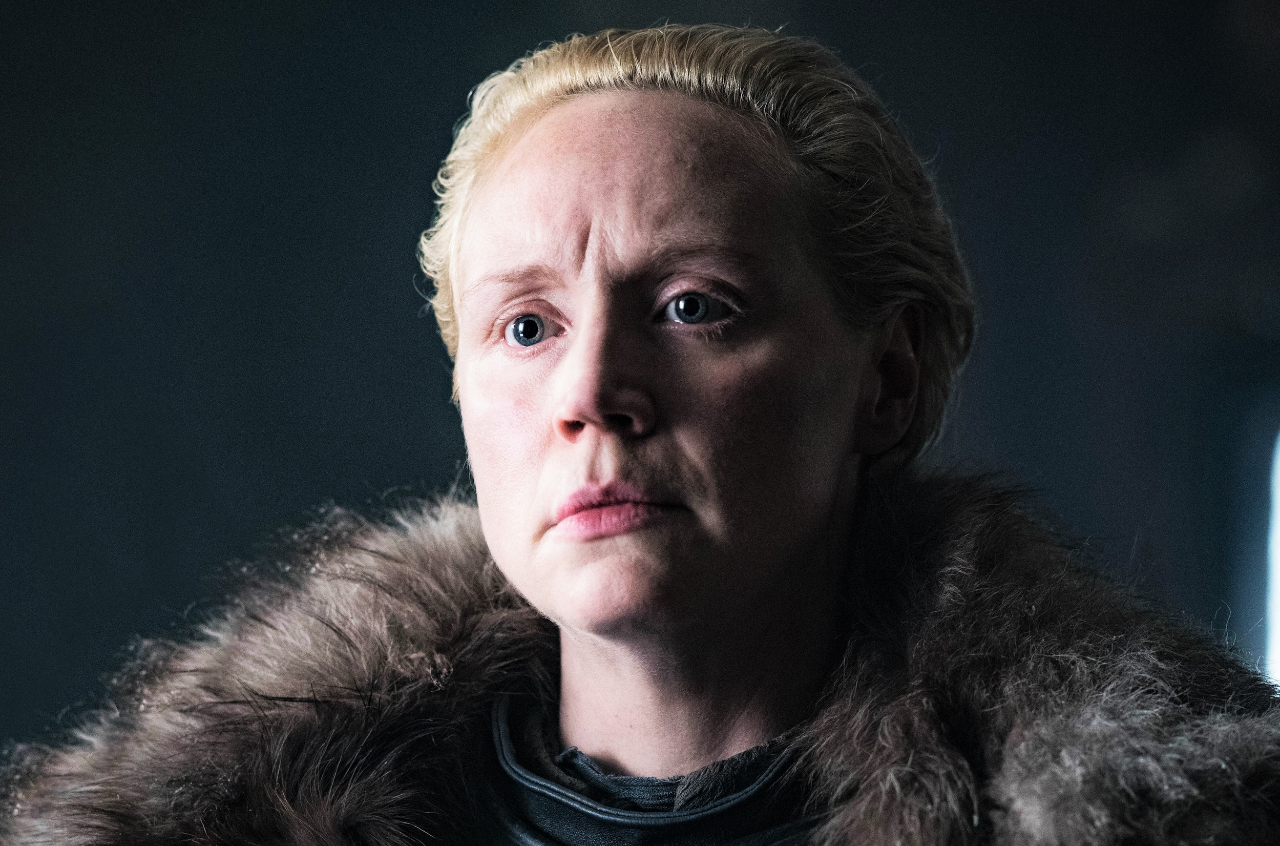 Brienne of Tarth Winterfell Season 8