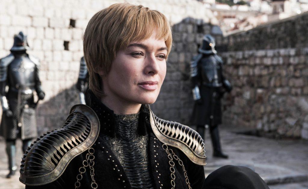 Cersei Lannister Season 8 King's Landing