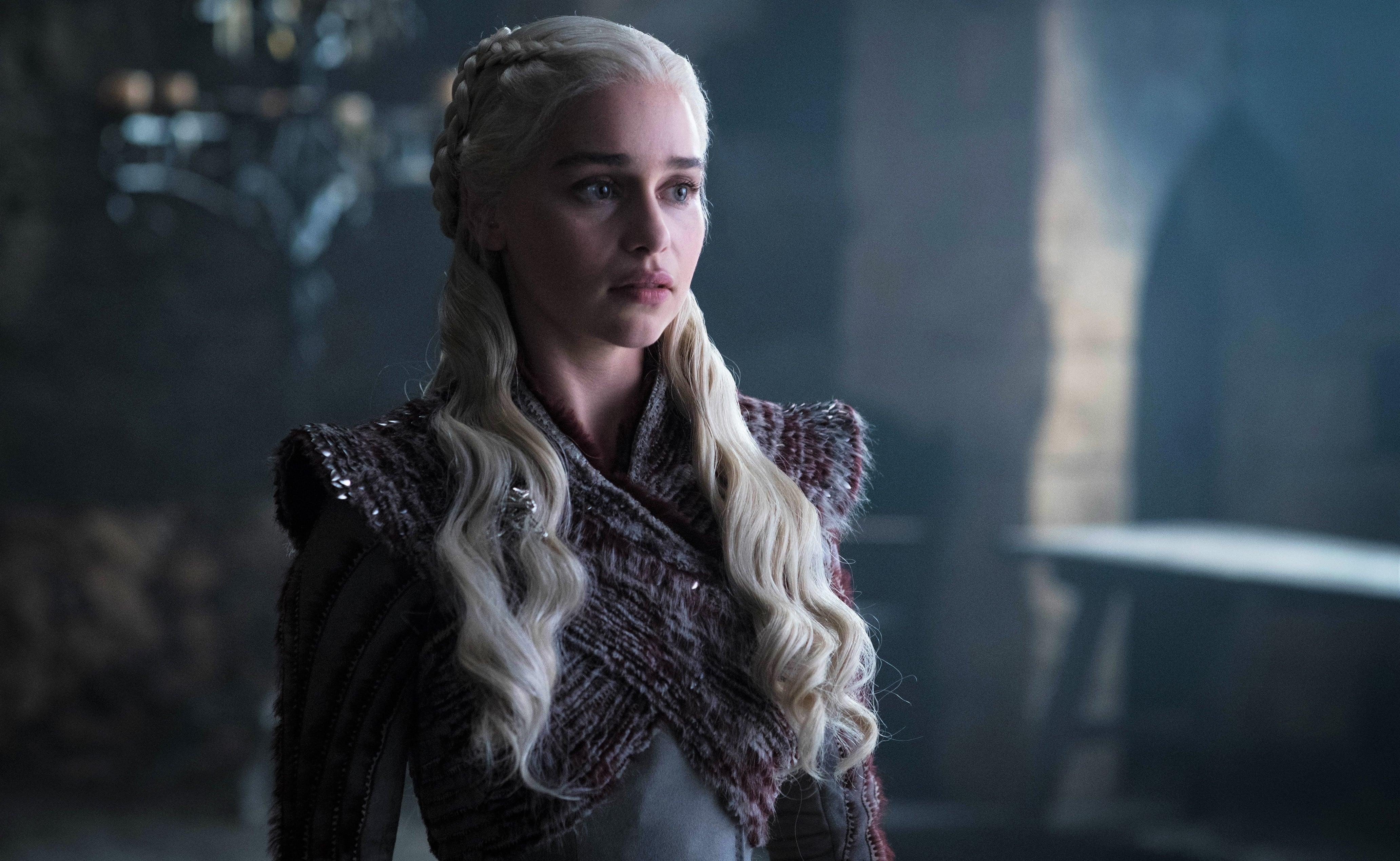 Daenerys Targaryen Winterfell Season 8