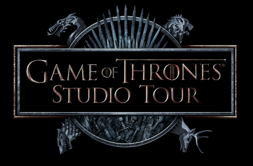 Game of Thrones Studio Tour Logo