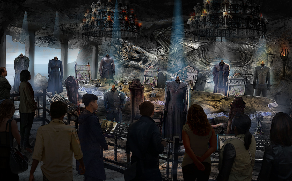 Game of Thrones Studio Tour Mock-up 2
