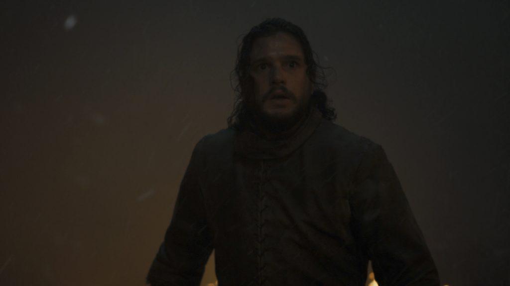 Kit Harington as Jon Snow. Photo courtesy of HBO.