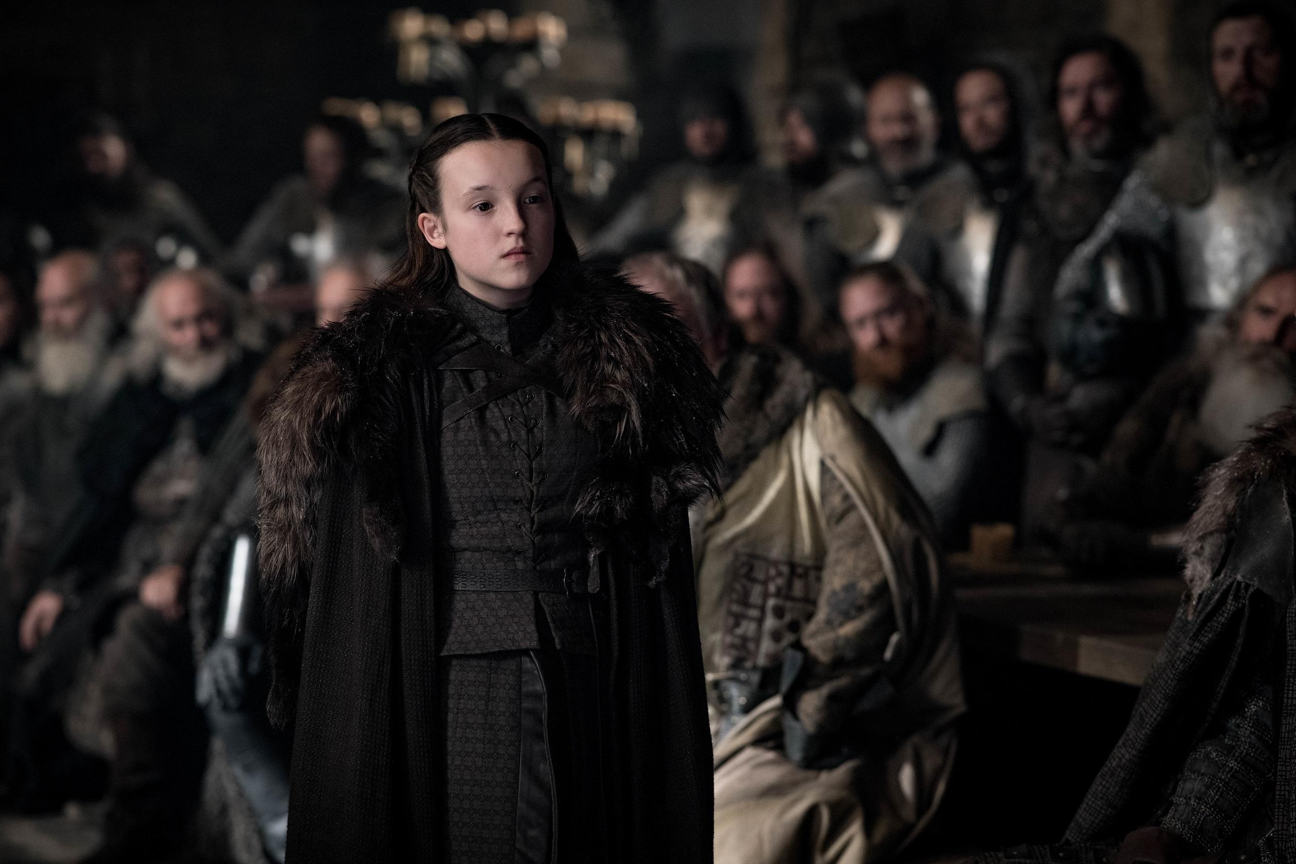 Lyanna Mormont 801 Season 8