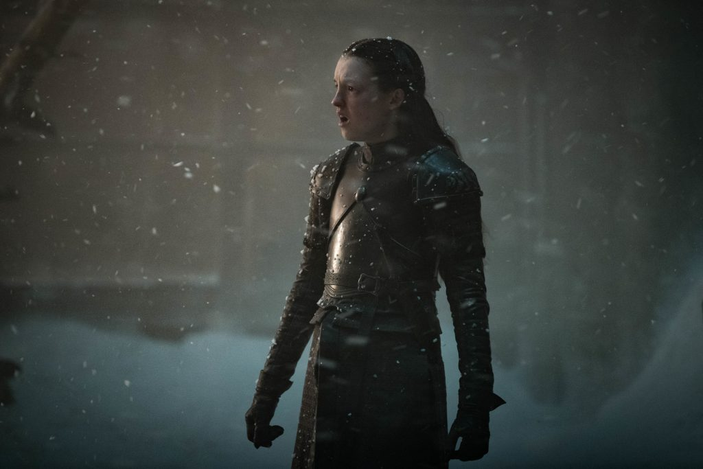 Lyanna Mormont Season 8 803 The Long Night