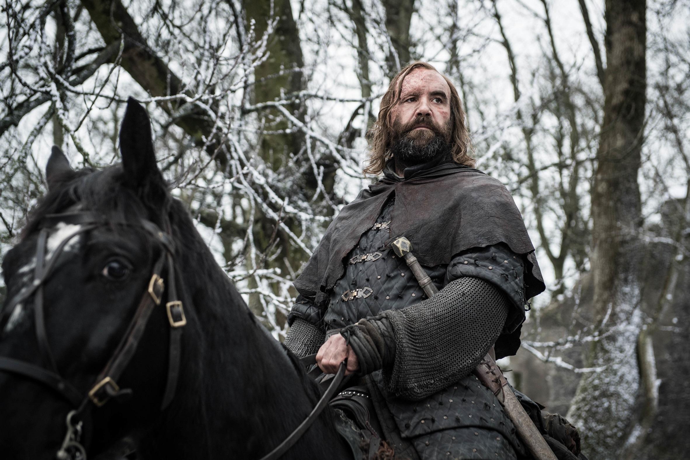 Sandor Clegane Season 8 801