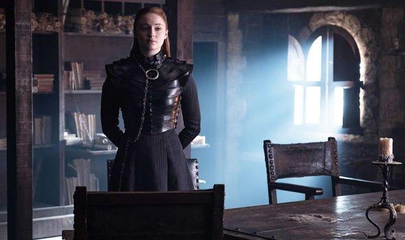 Sansa Stark Season 8