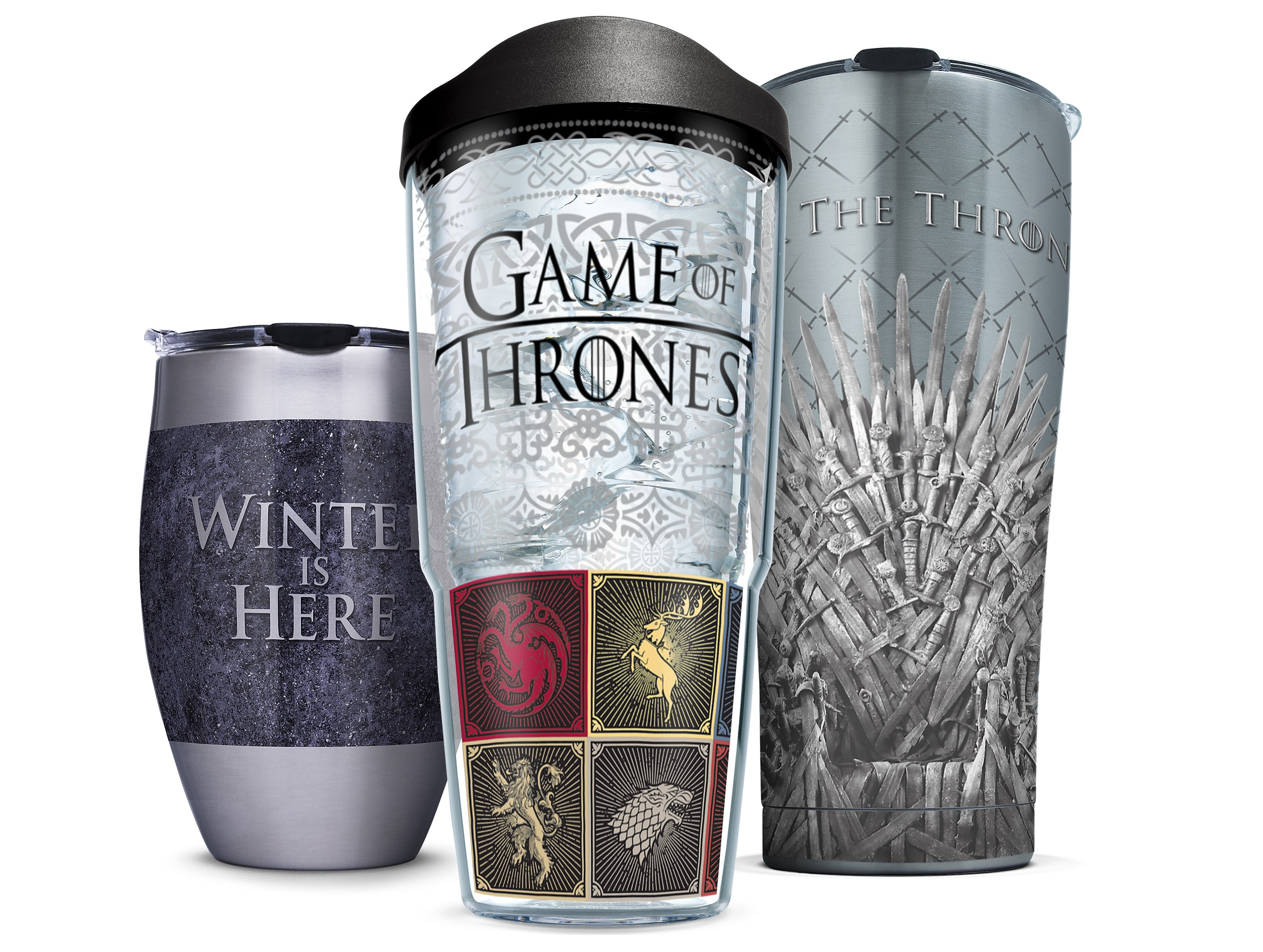 TERVIS Game of Thrones cups