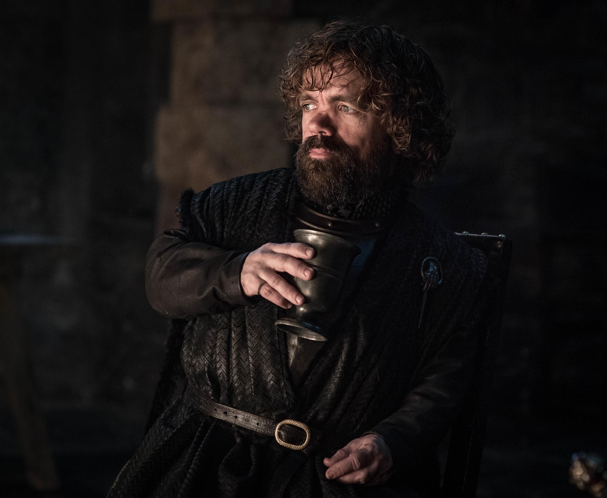 Tyrion Lannister Season 8 802