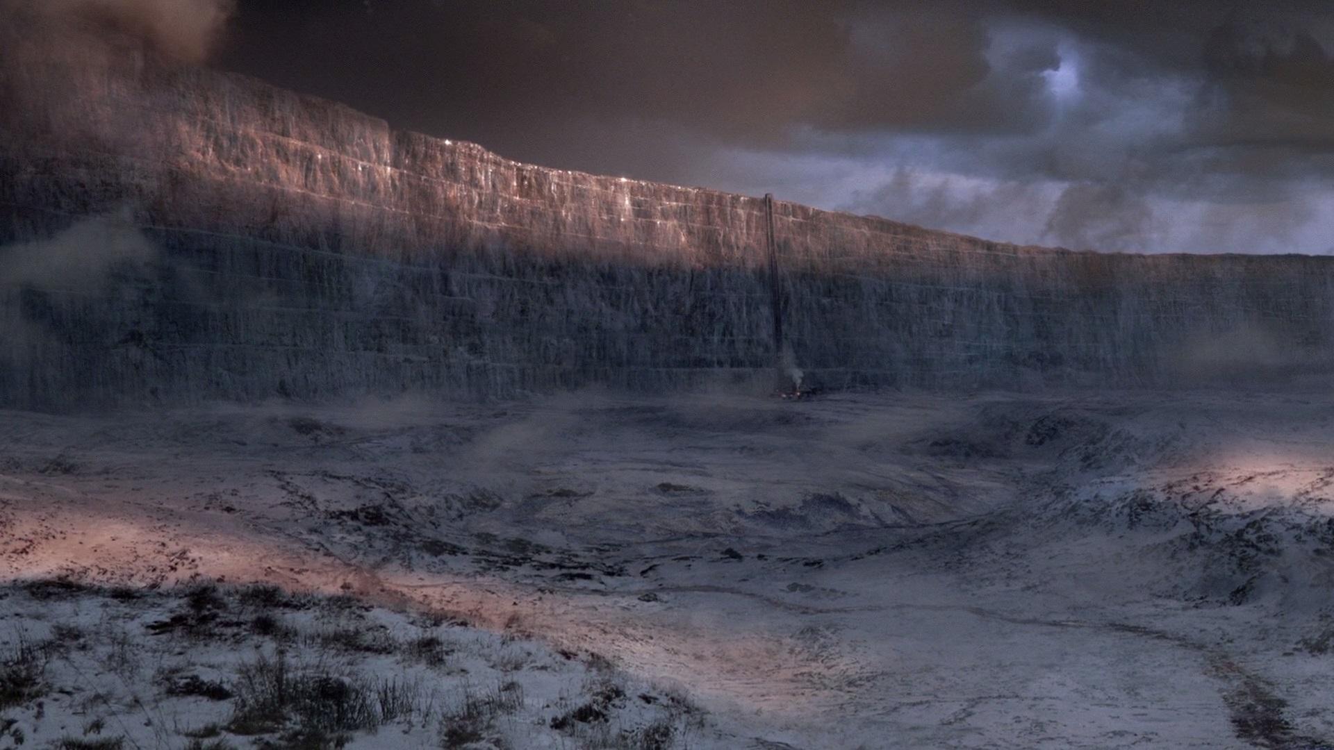 Wall - Castle Black 1x02