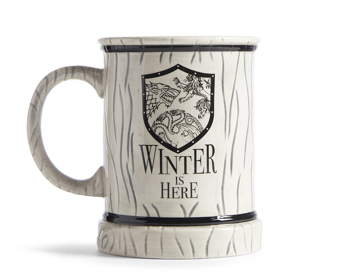 Winter is Here mug Primark
