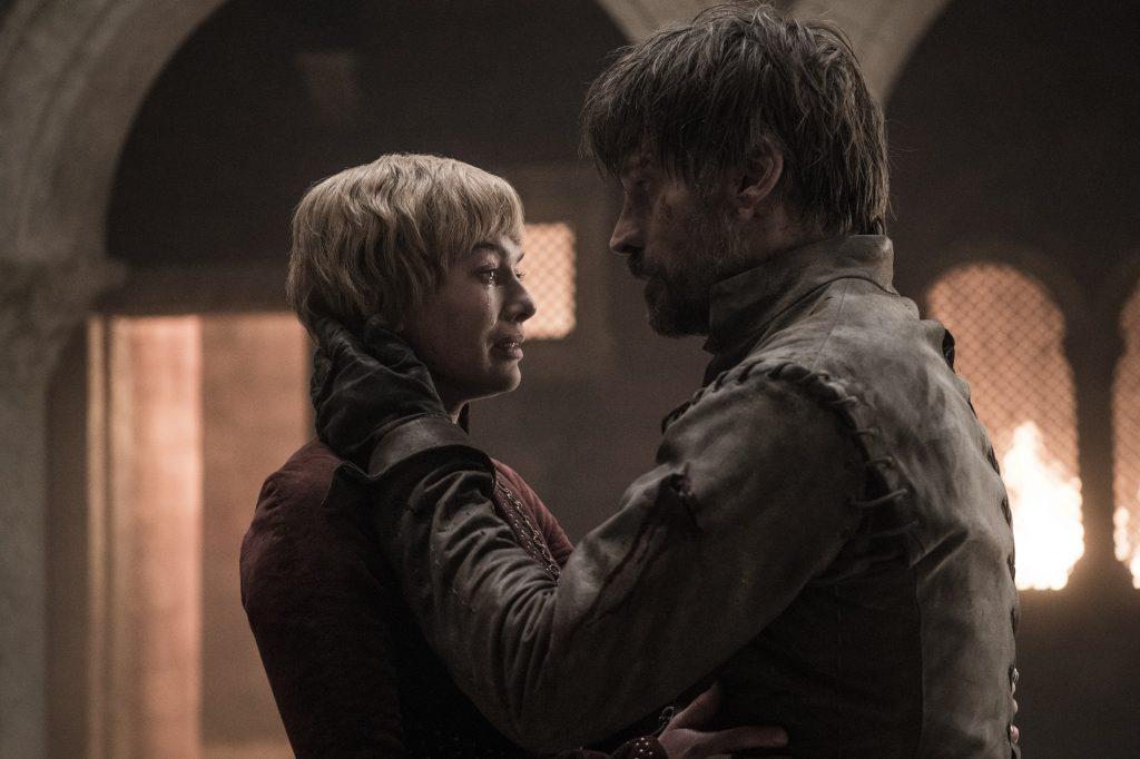 Cersei Jaime Lannister The Bells