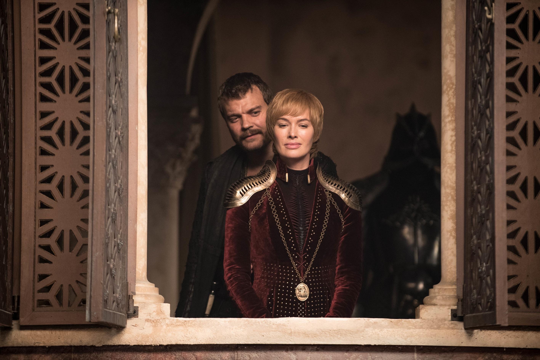 Cersei Lannister Euron Greyjoy Season 8 804