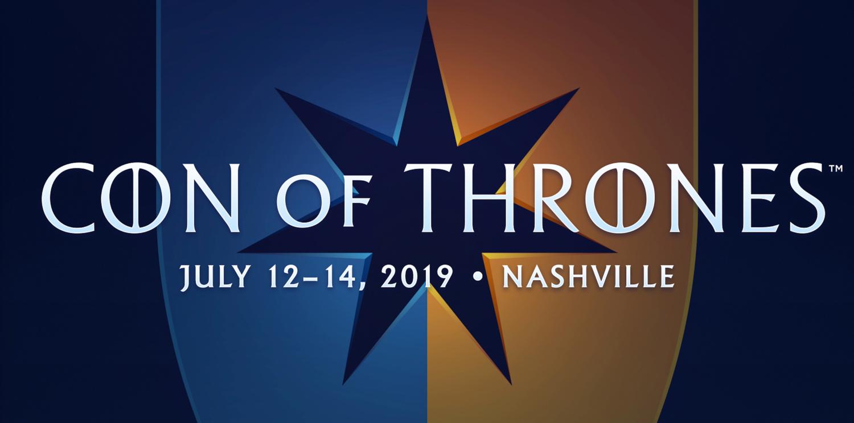 Con of Thrones 2019