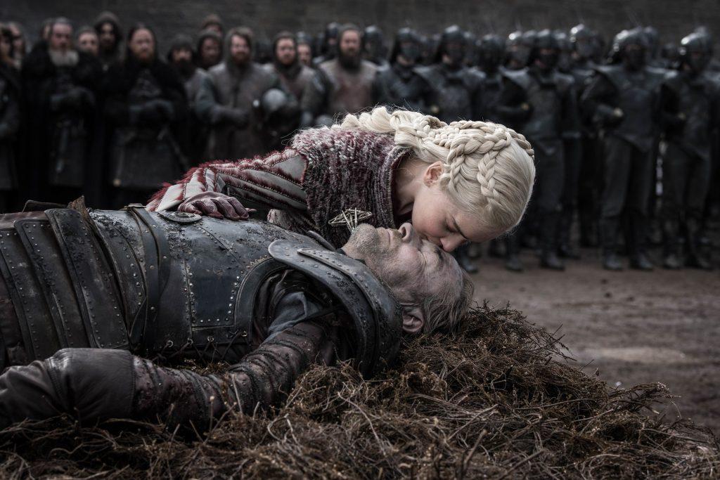 Daenerys Targaryen Funeral Jorah Mormont Season 8 804