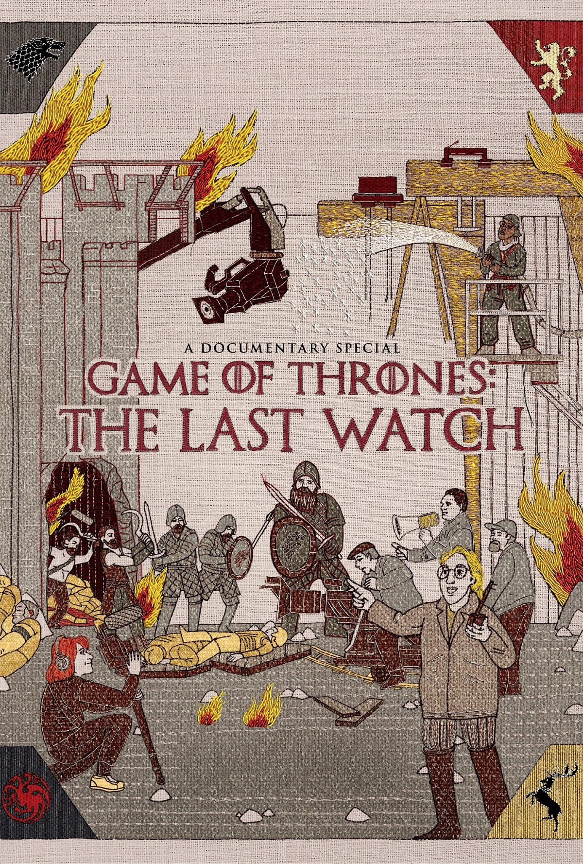 GOT - THE LAST WATCH
