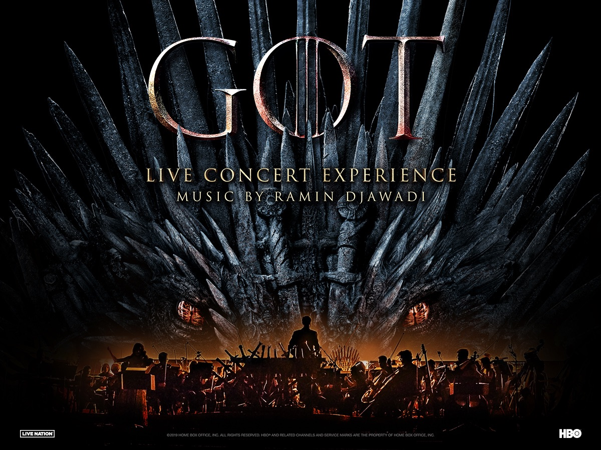 Game of Thrones Live Concert Experience 2019
