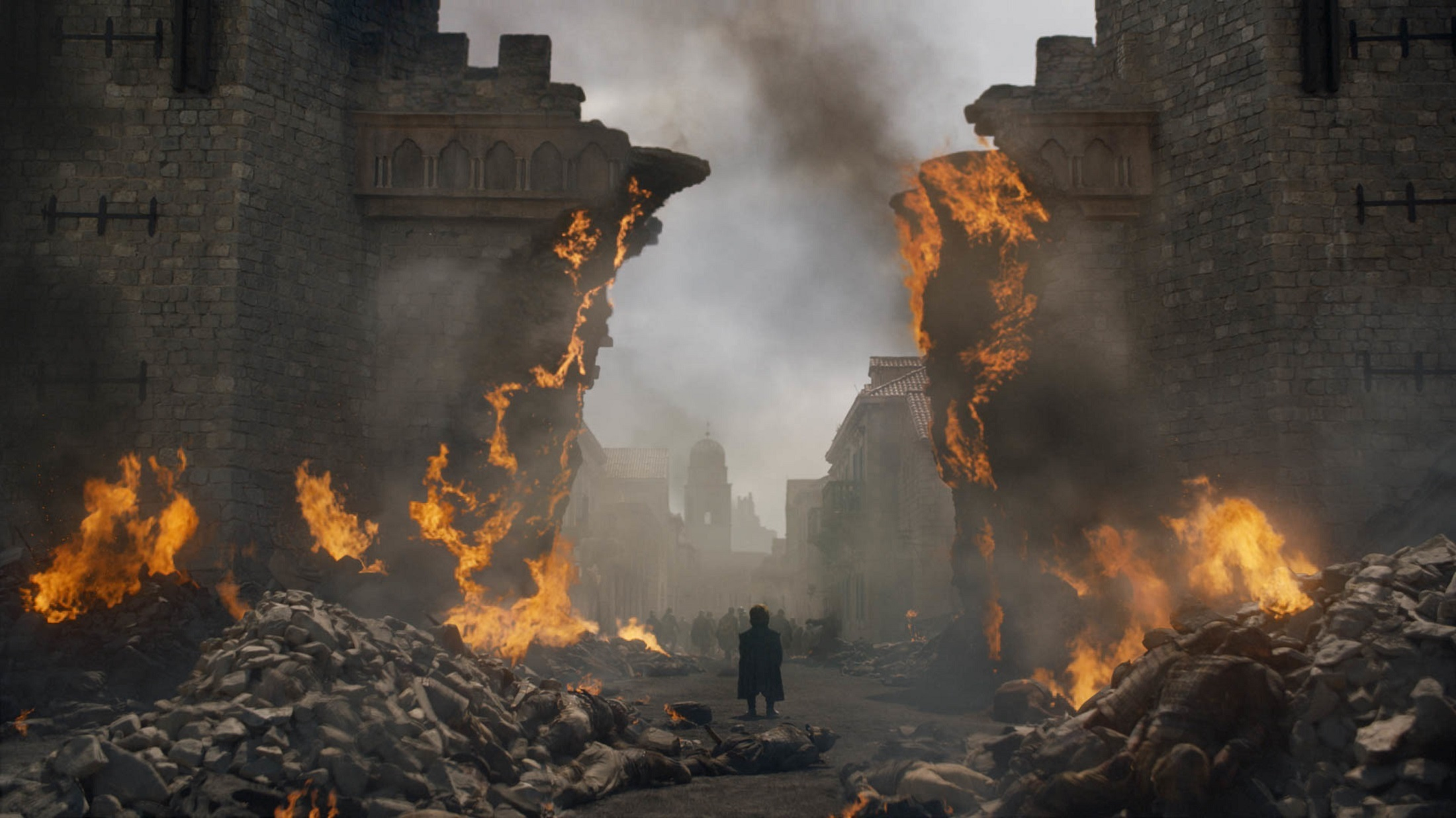 tyrion city on fire the bells