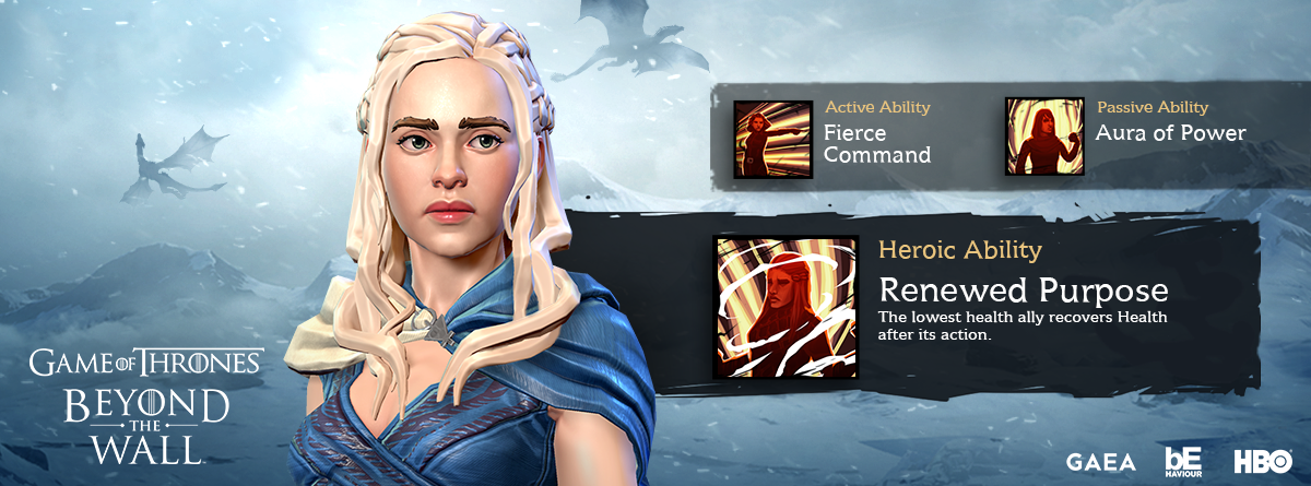 Deanerys Targaryen Abilities 1200x445