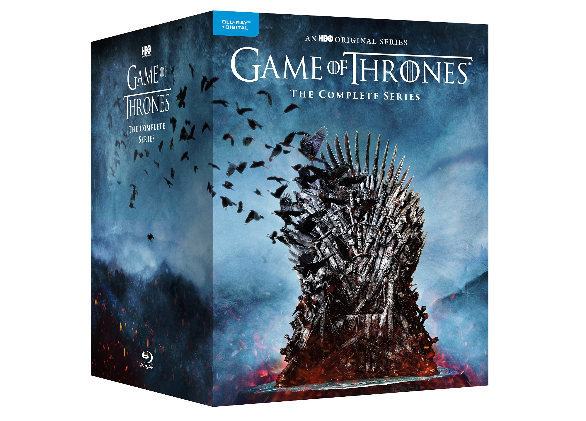 game of thrones complete collection bluray