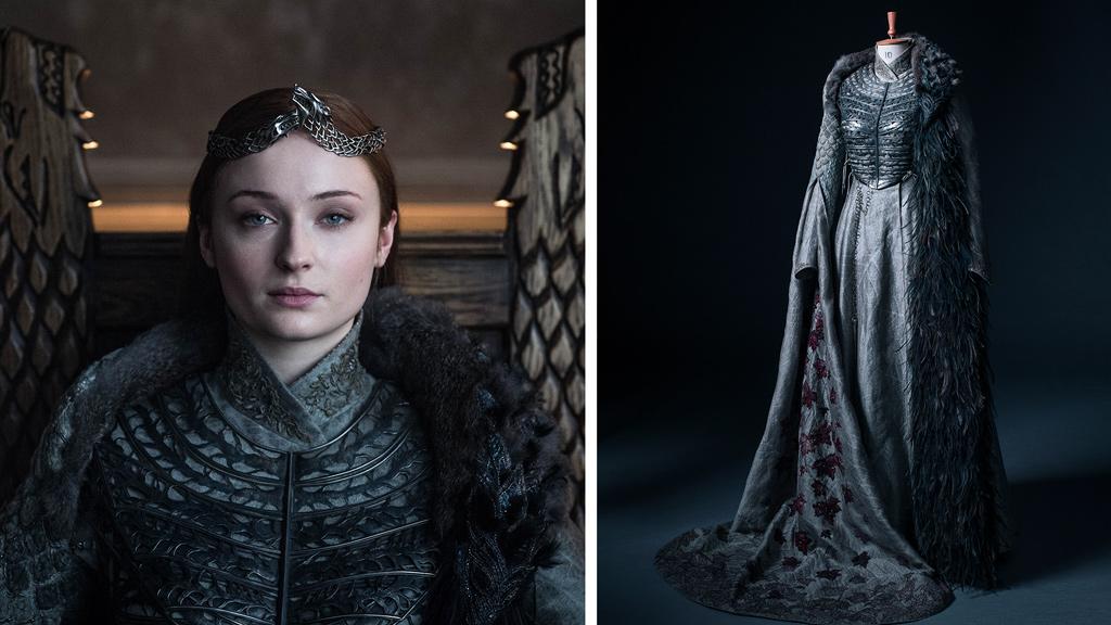 sansa coronation gown