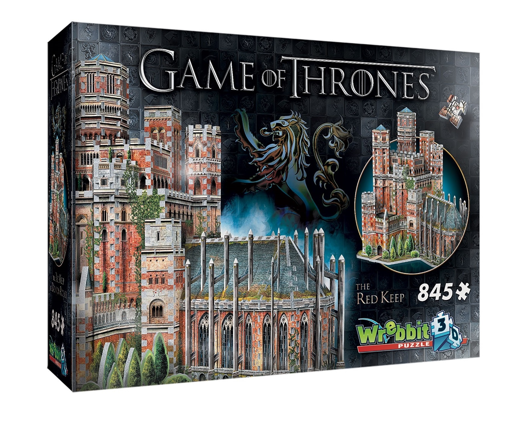 The Red Keep puzzle