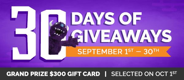 30-days-of-giveaways